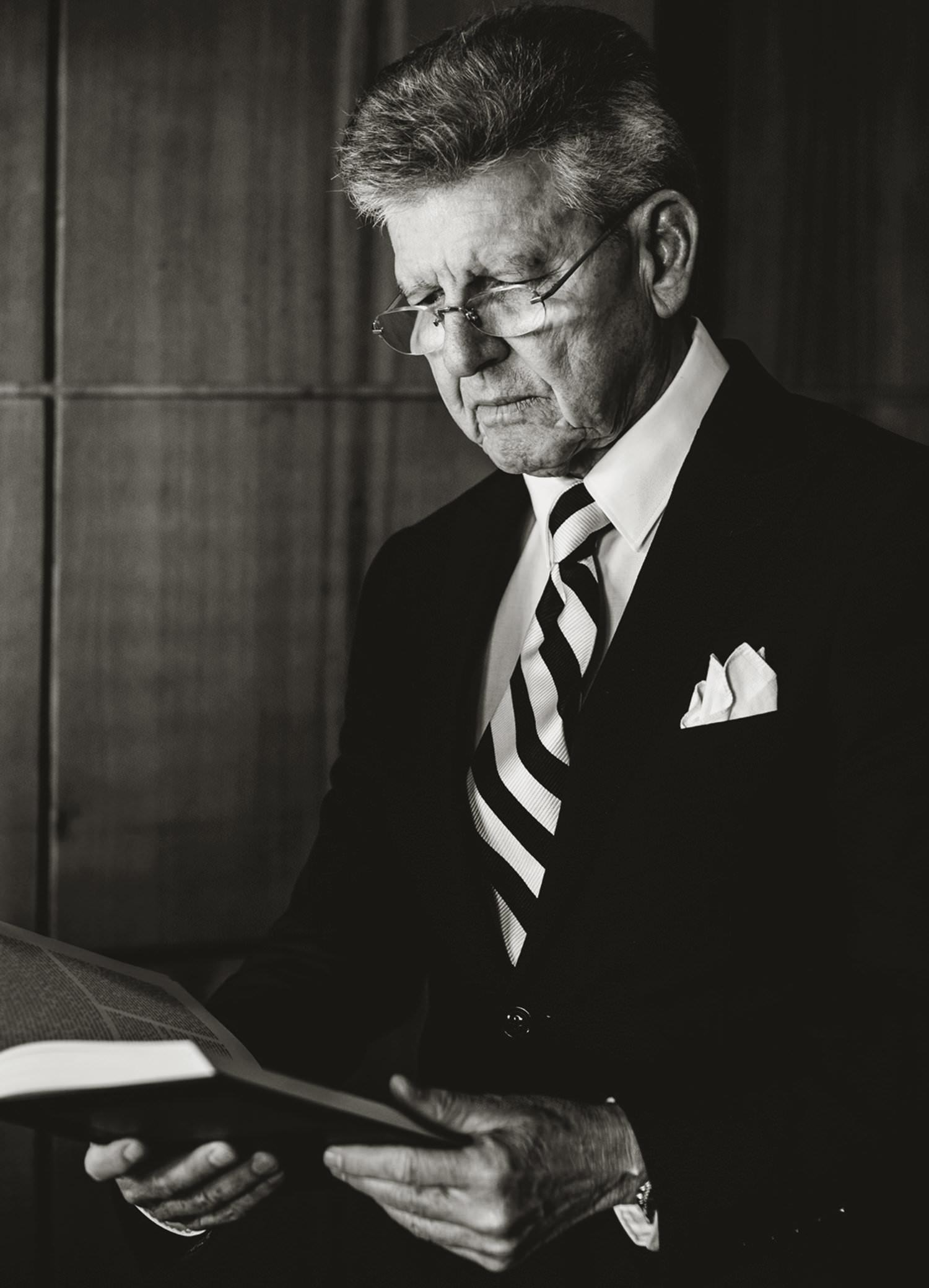 John Aguilar Osborne, Founding Partner.