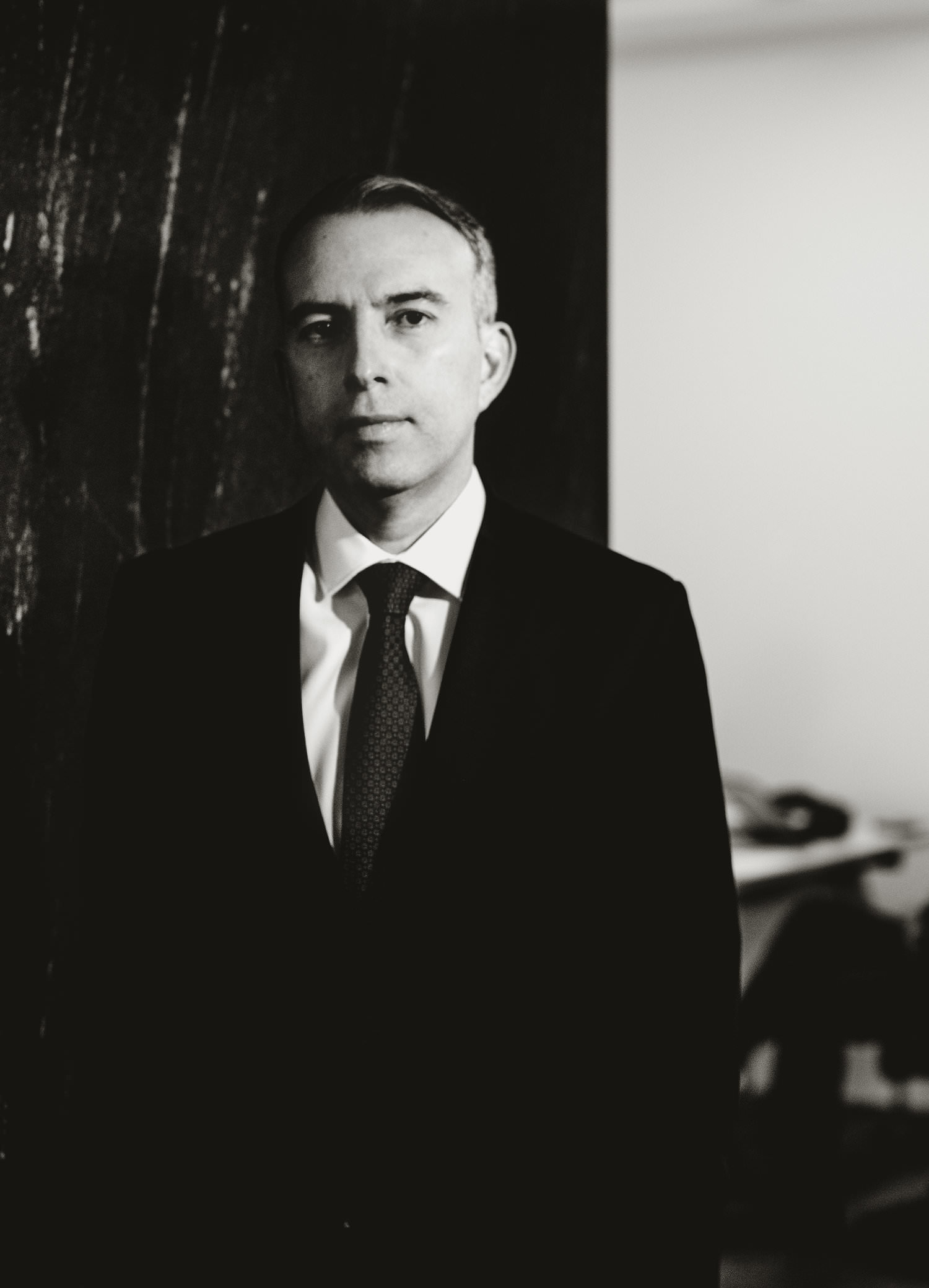 Marco Solano, Partner.