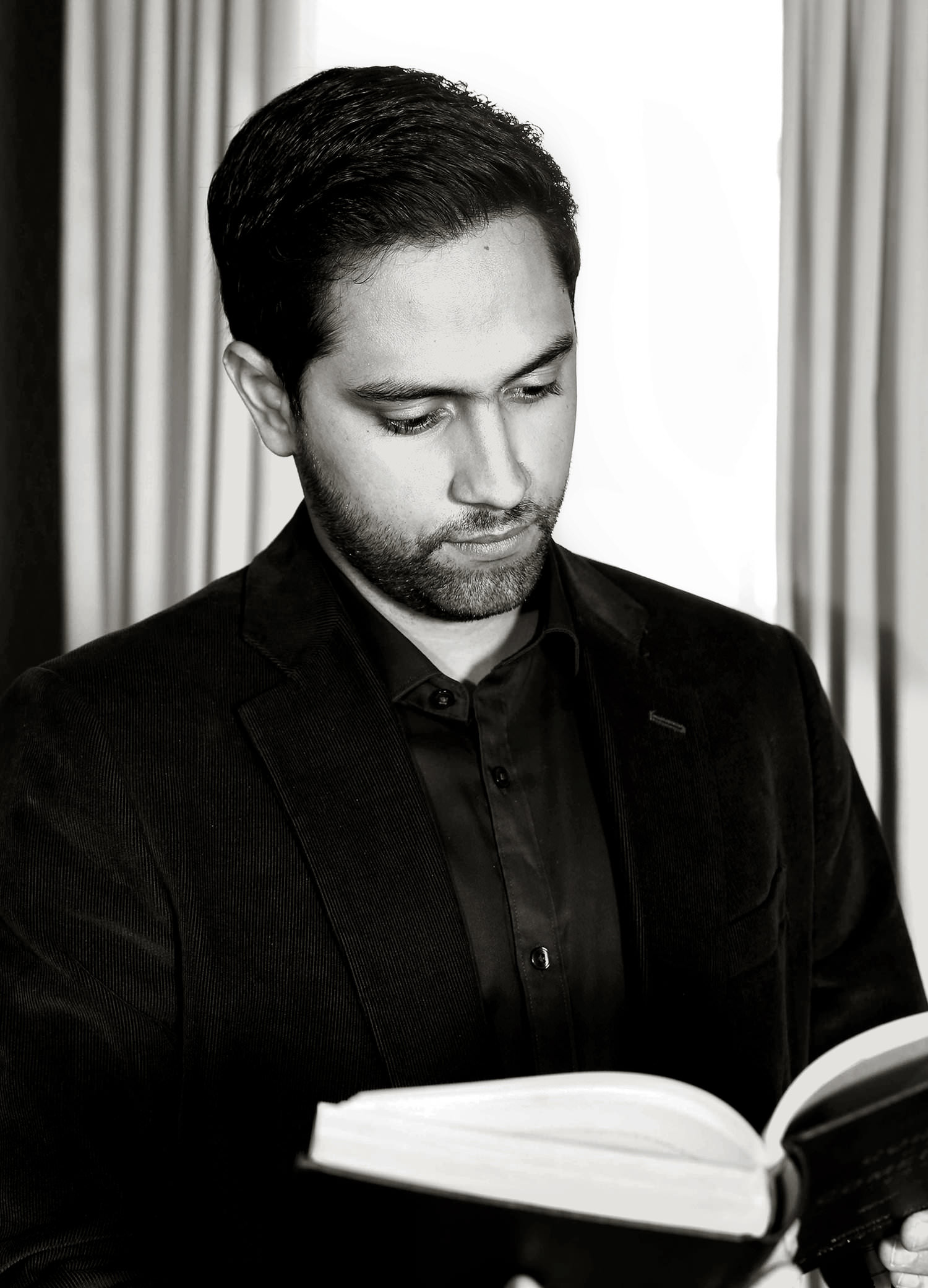 Victor Alejandro Martínez, Associate.