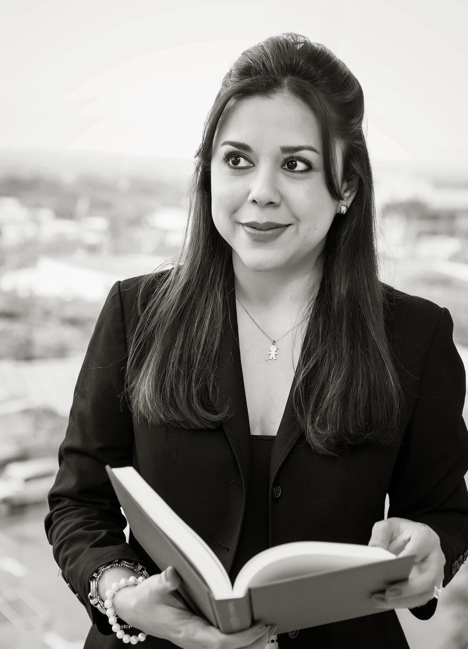 Thelma Carrión, Managing Partner.