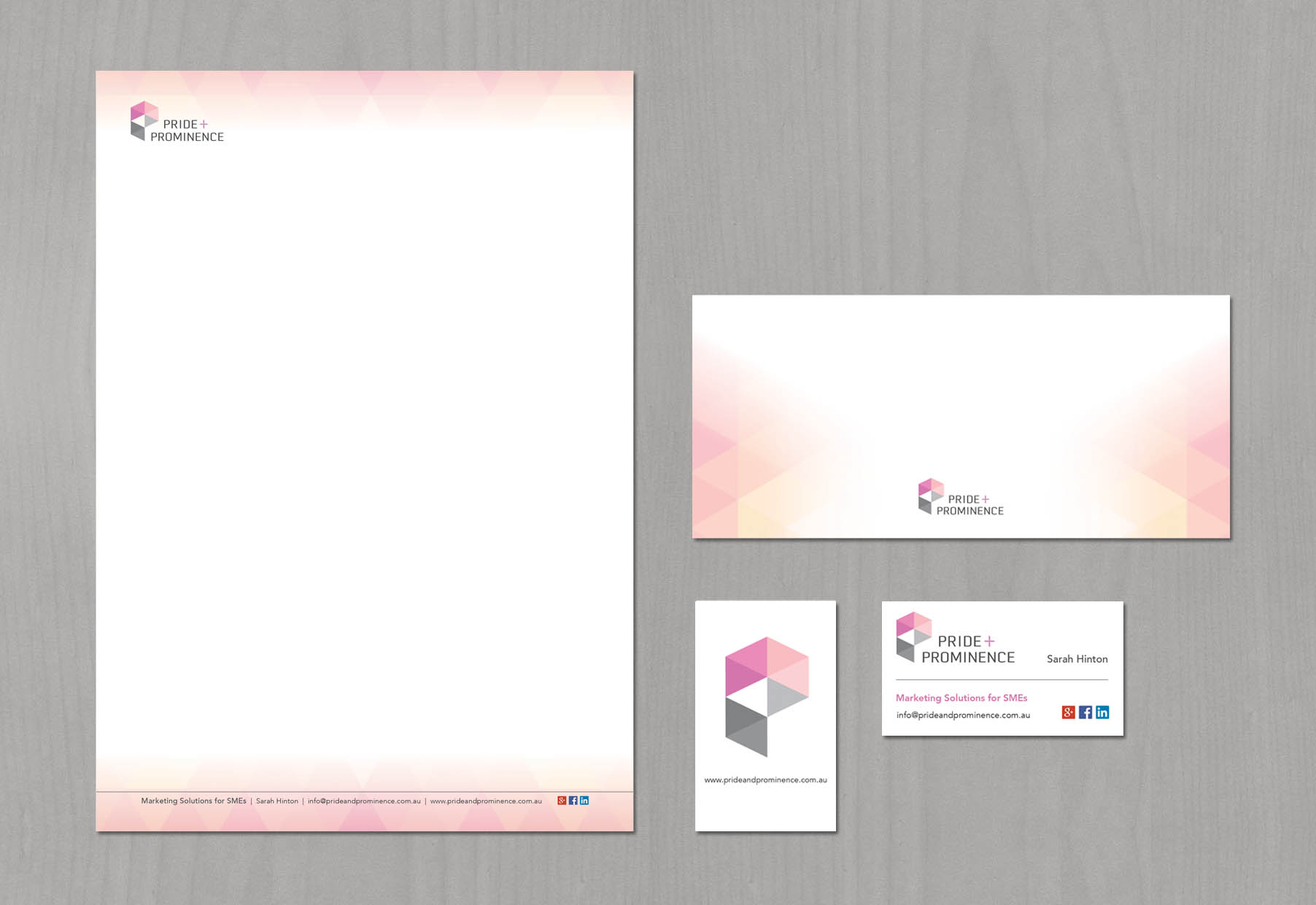 logo and stationery designer melbourne
