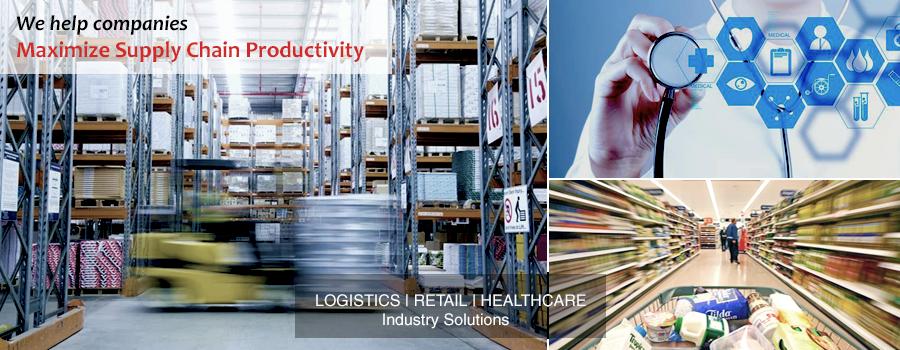 Logistics Management System (WMS, TMS, FMS, OMS) | Retail Management Distribution System | Healthcare Management System | Gurusoft