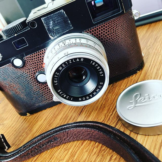 """My latest addition to """"the family"""". A lovely lens from 1959..."""