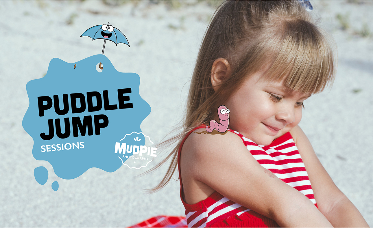 Puddle jump illustration example