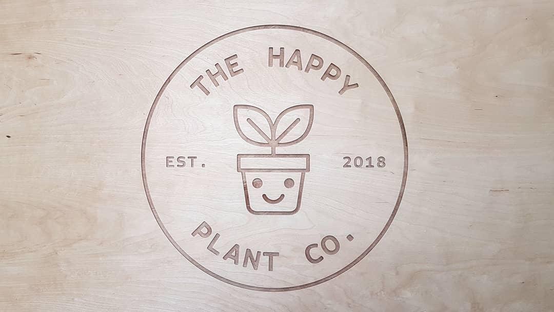 The Happy Plant Company Logo