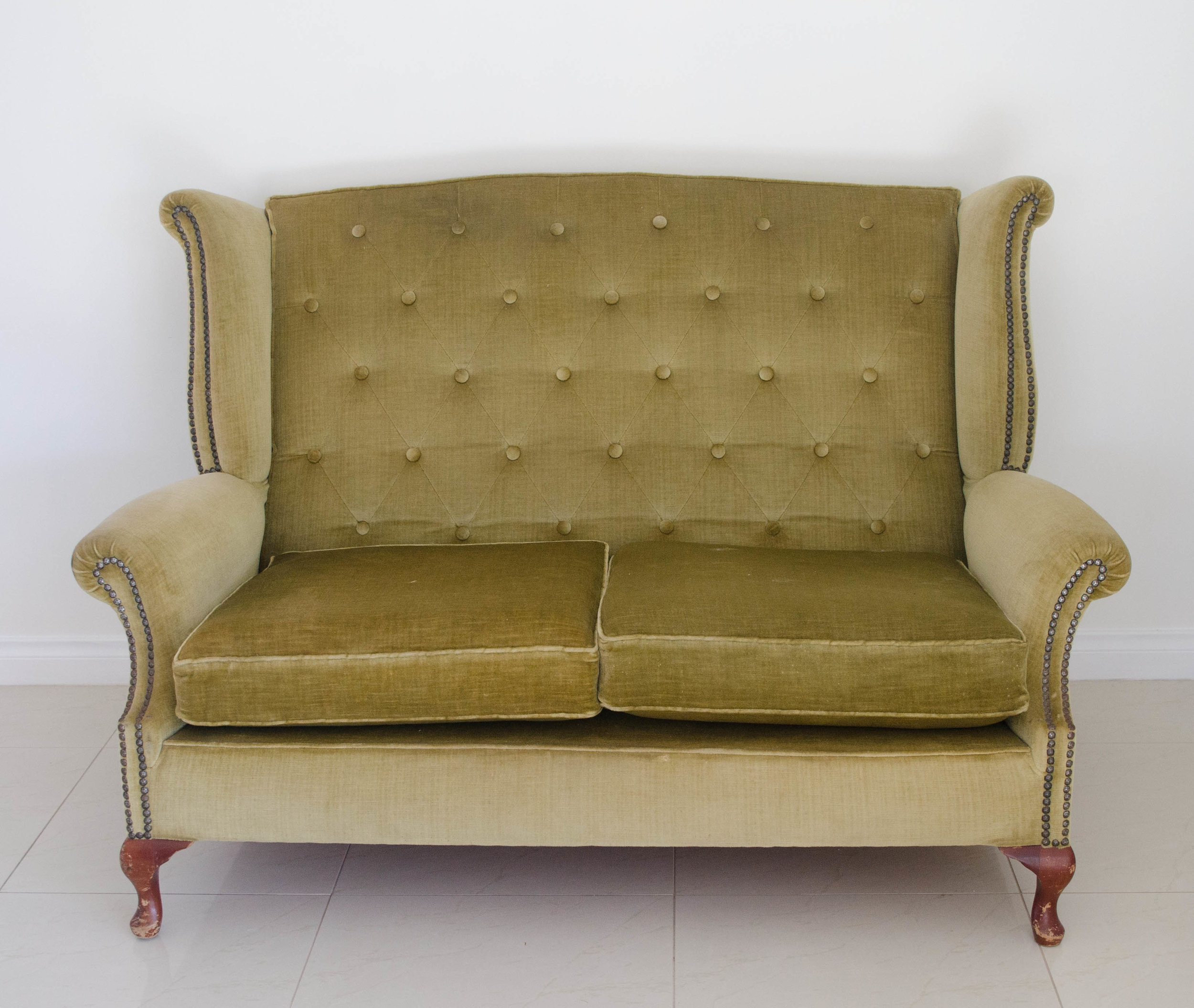 Marley Green Lounge   $90.00 + GST (3-DAY HIRE)                                            QUANTITY: 1