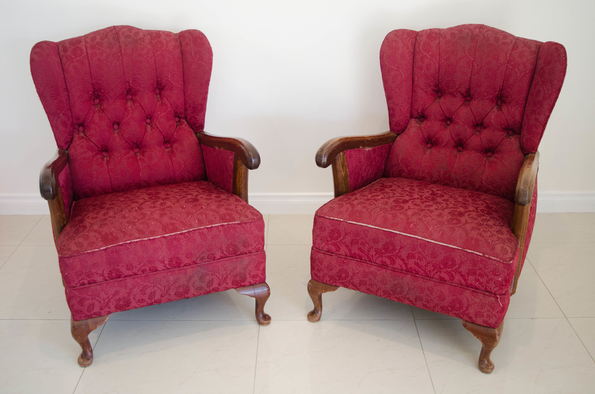 Juliet Seat Red   $50.00 + GST (3-DAY HIRE) EACH                                       QUANTITY: 2