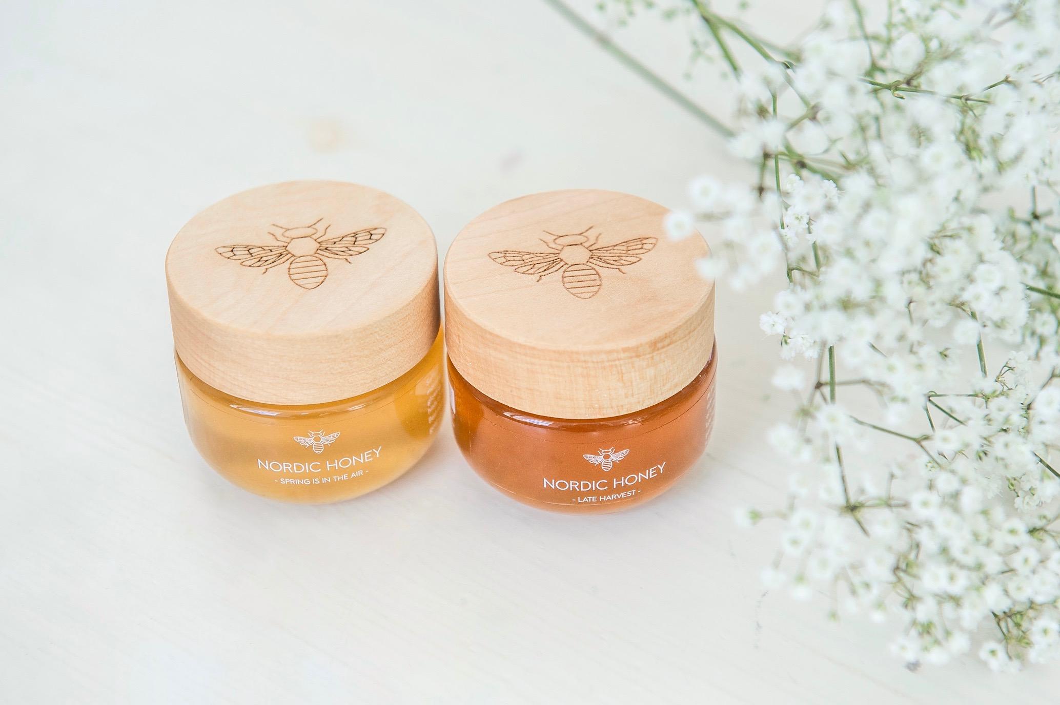Nordic Honey_Organic Gourmet Honey_mini jars_2.jpeg