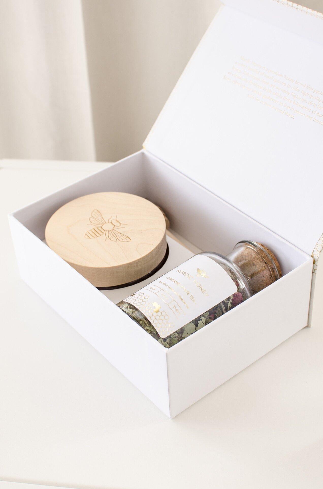 Corporate Gifts Custom Orders Nordic Honey