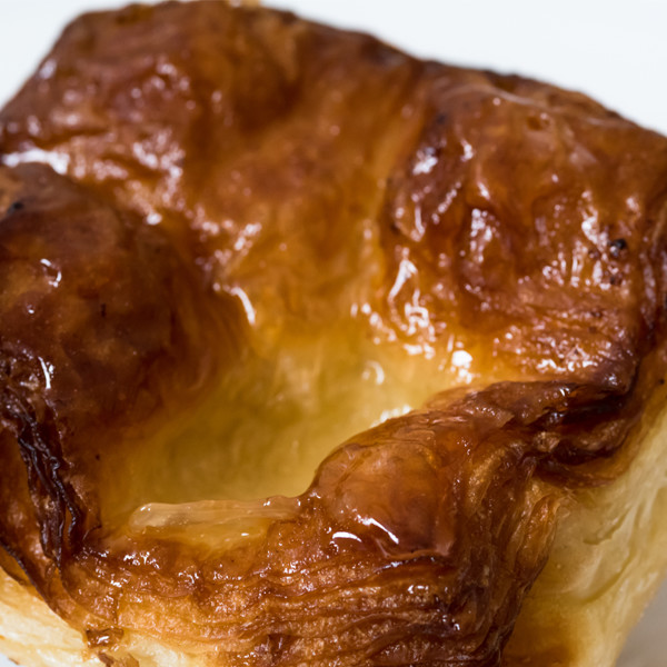 Kougin Amann  Our version of the classic Breton pastry hyped with all the best bits: butter, sugar and salt.