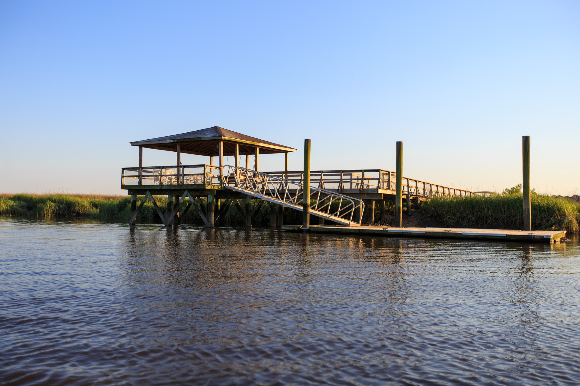The Docks & Waterways