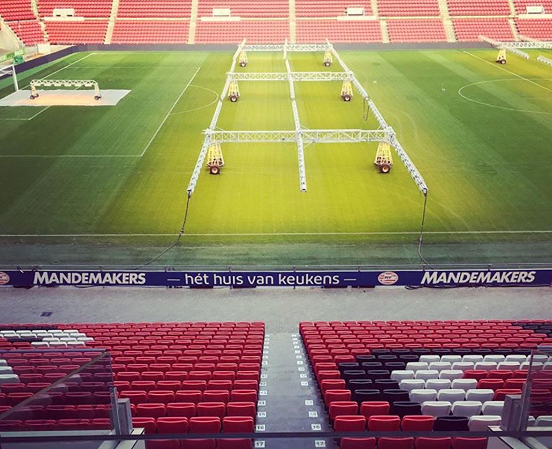 PSV stadium Eindhoven
