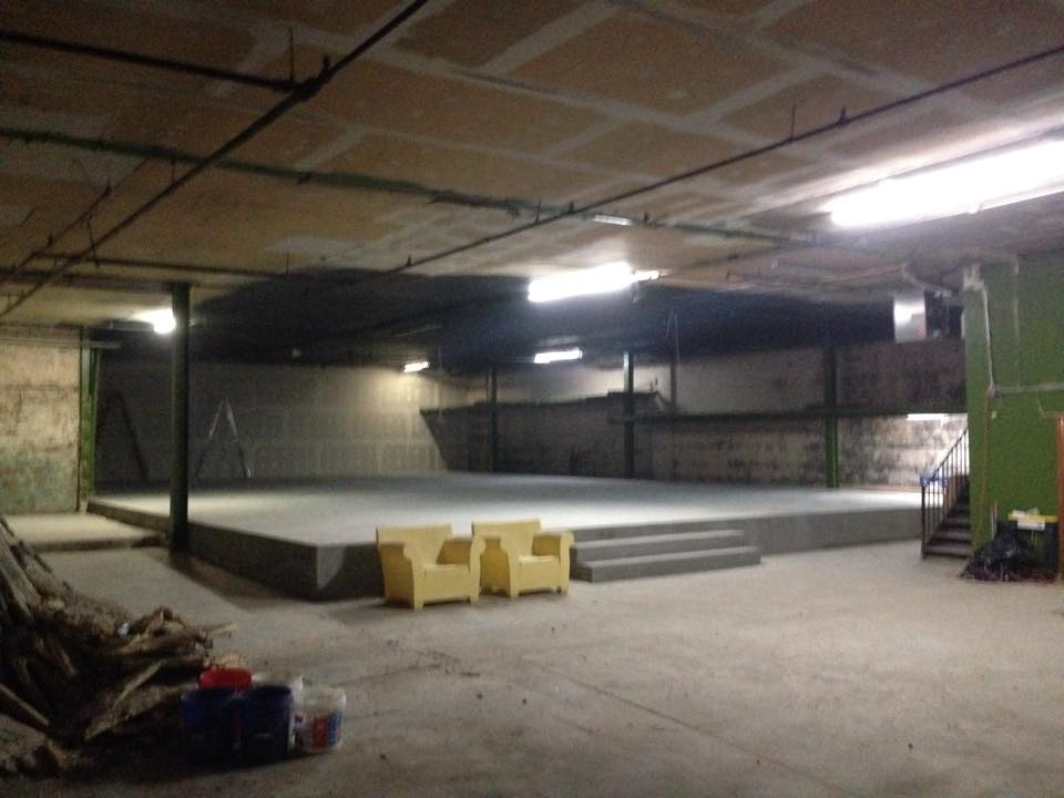 Fun Fact Friday - this was your gym two years ago!