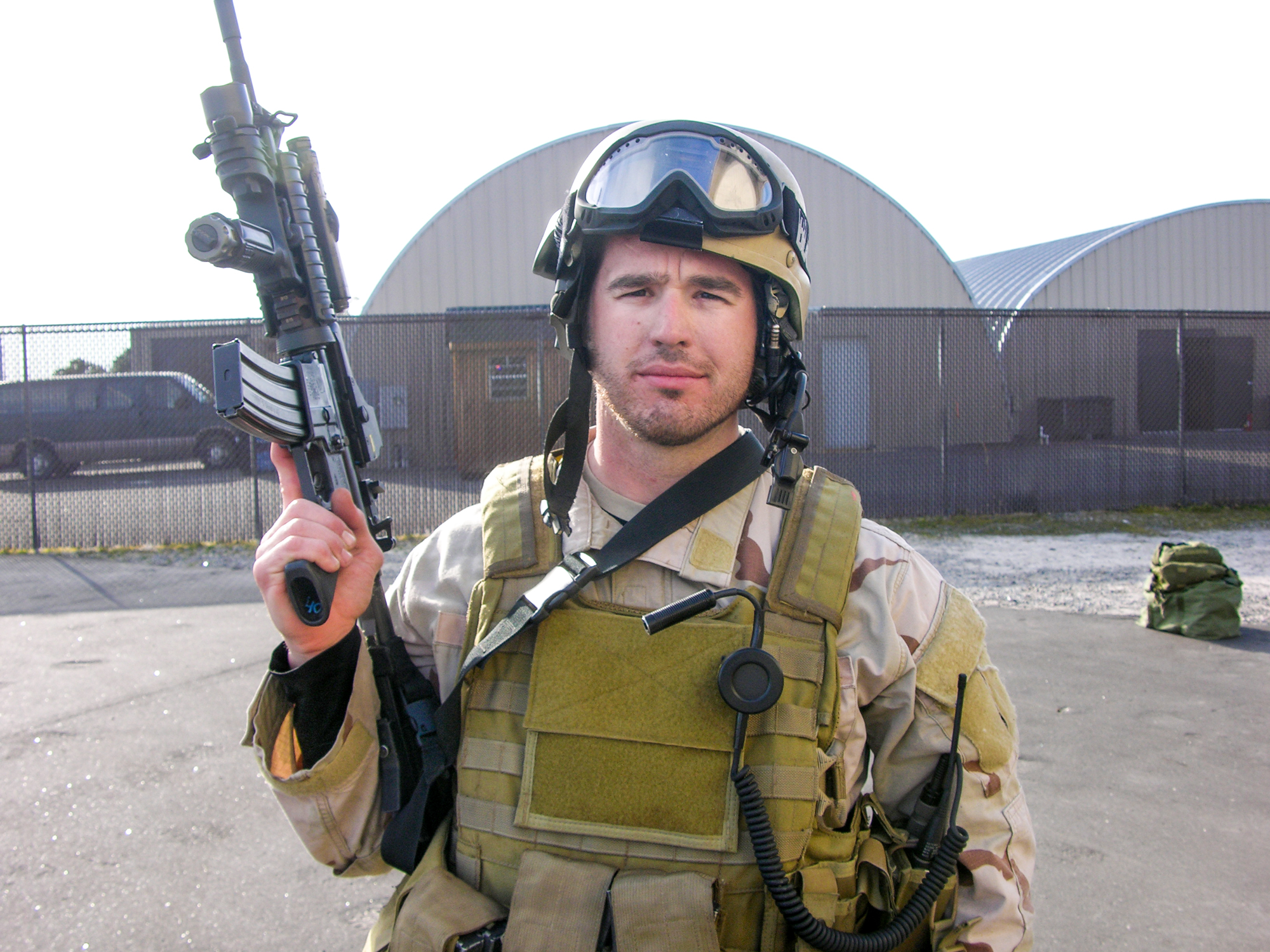 United States Army Capt. Benjamin David Tiffner, 31, of West Virginia, died Nov. 7, 2007, when his vehicle was struck by an improvised-explosive device in Baghdad, Iraq, while he was supporting Operation Iraqi Freedom.