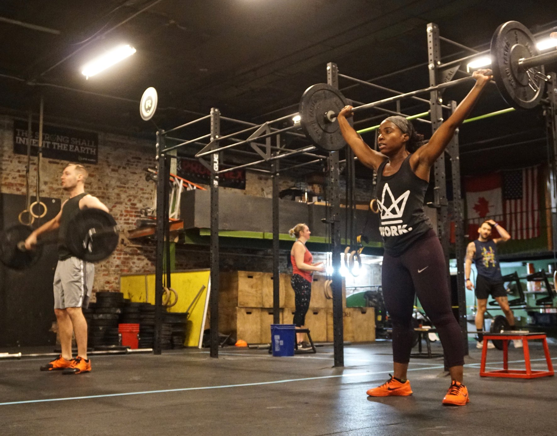 About - We were the first CrossFit affiliate serving the neighborhoods of Crown Heights, Prospect Heights, and Bed-Stuy. Come learn what makes us the best.