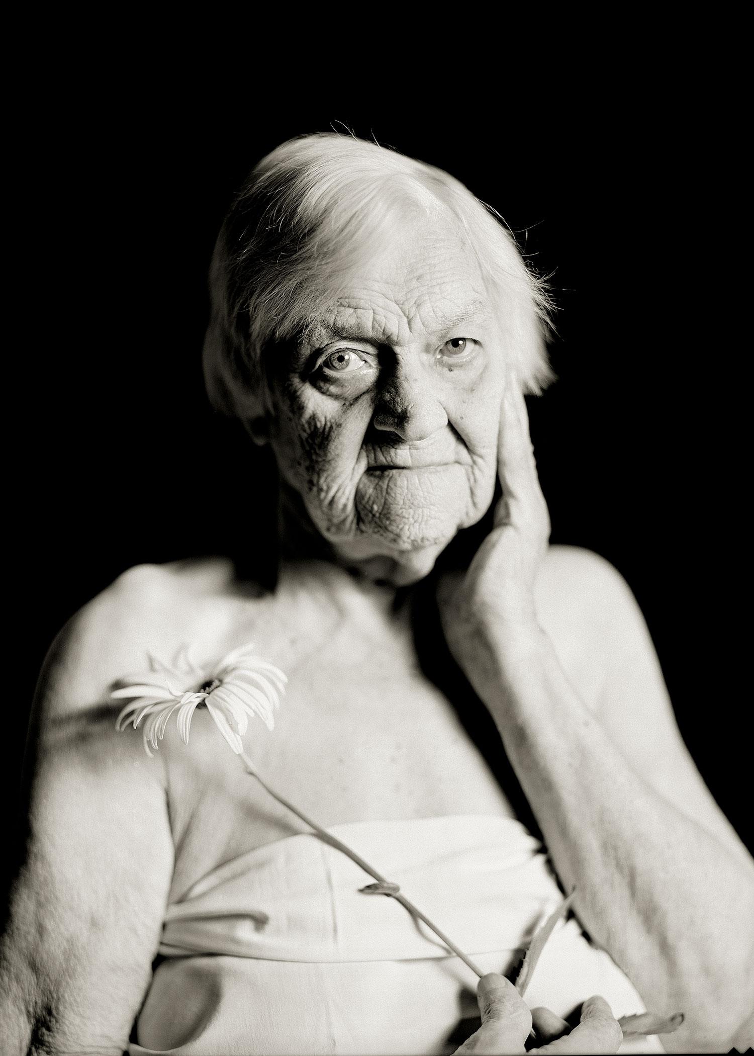 Olga 91 years old.
