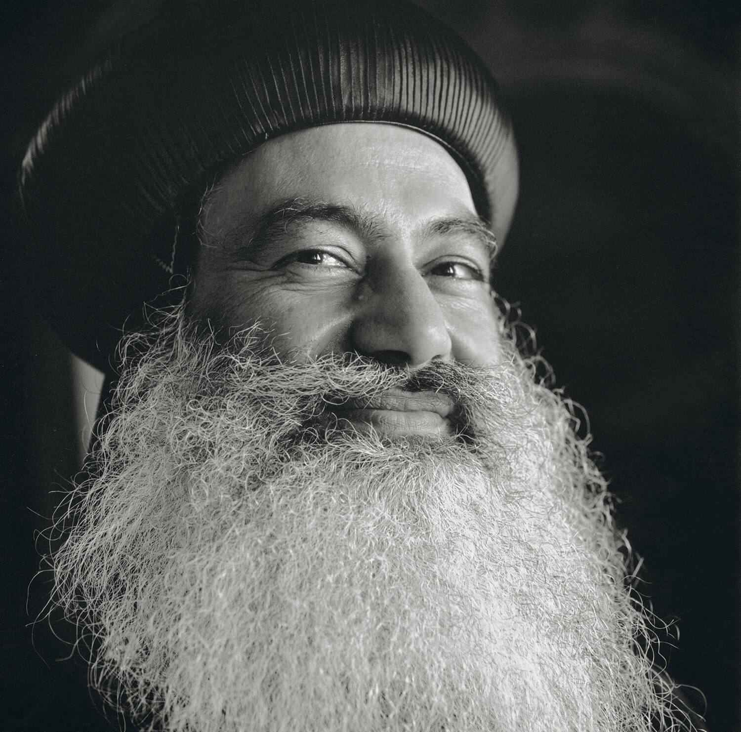Dr. Anba Abraham, The Coptic Archbishop, Jerusalem.