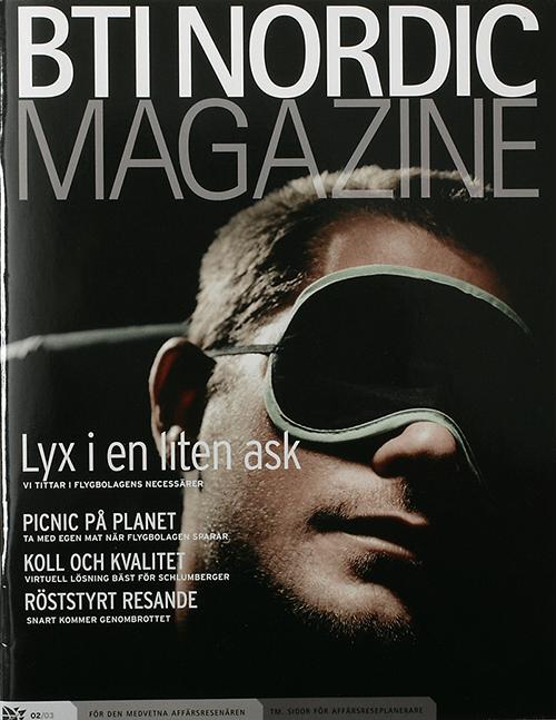 <strong>BTI NORDIC</strong><br>International Travel Magazine