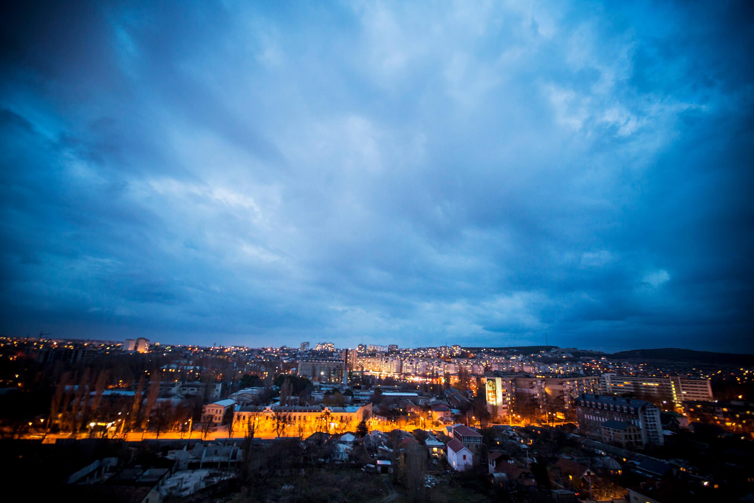 Simferopol. The Capital of Crimea.
