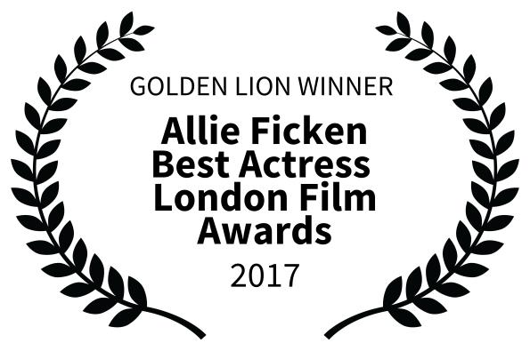 Allie Ficken wins the Golden Lion for