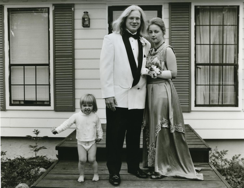 Morganne, Morgan and Rebecca 1996