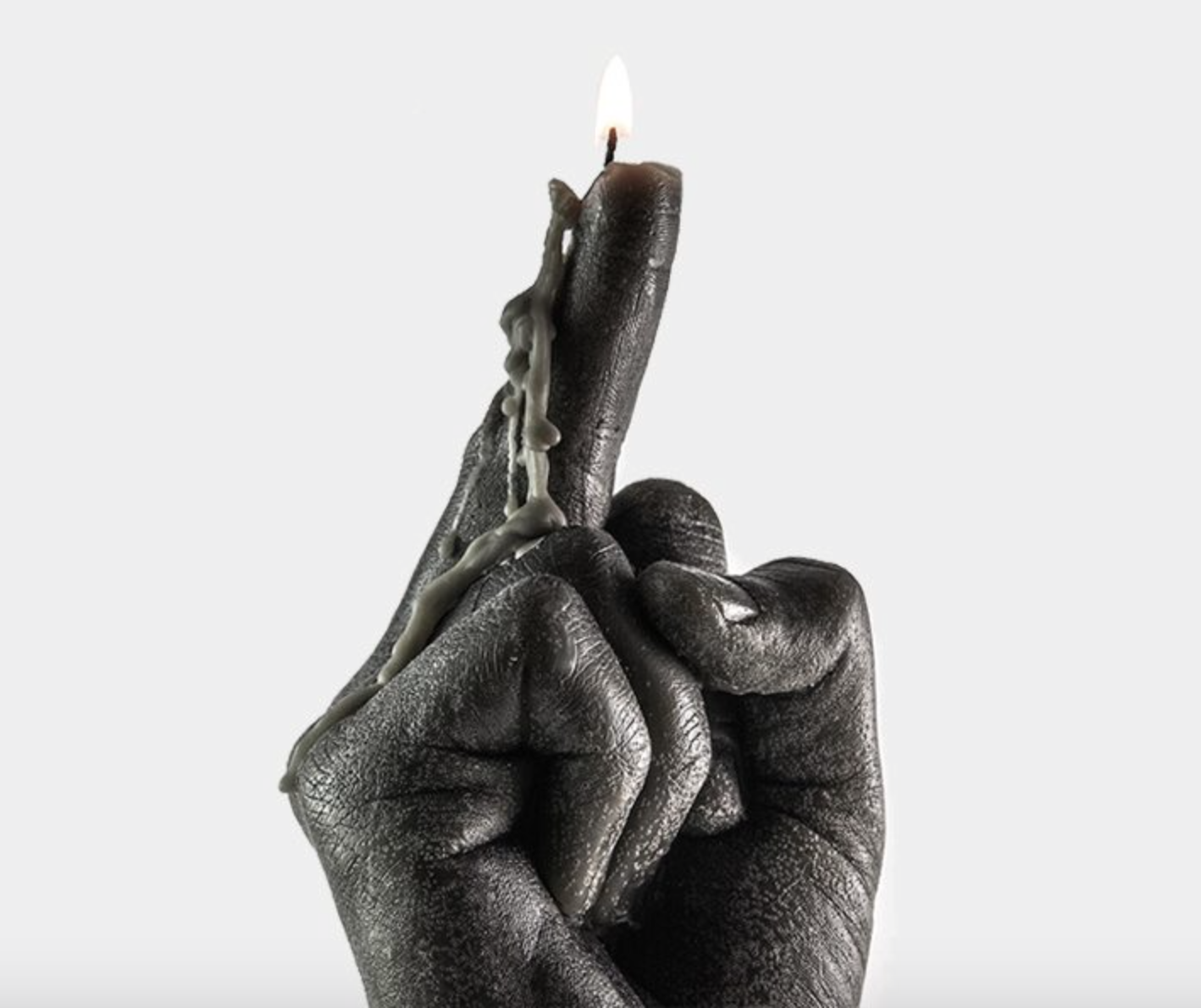 1 • Middle Finger Candle
