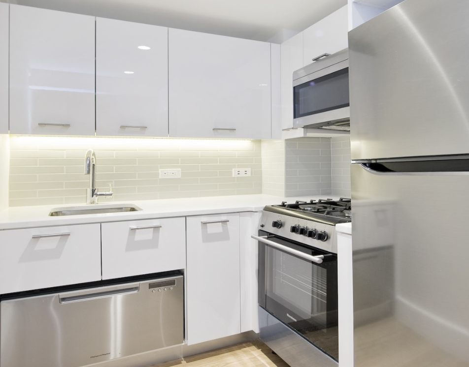 230 East 44th St / NYC  - Carpentry services provided in existing building conversion