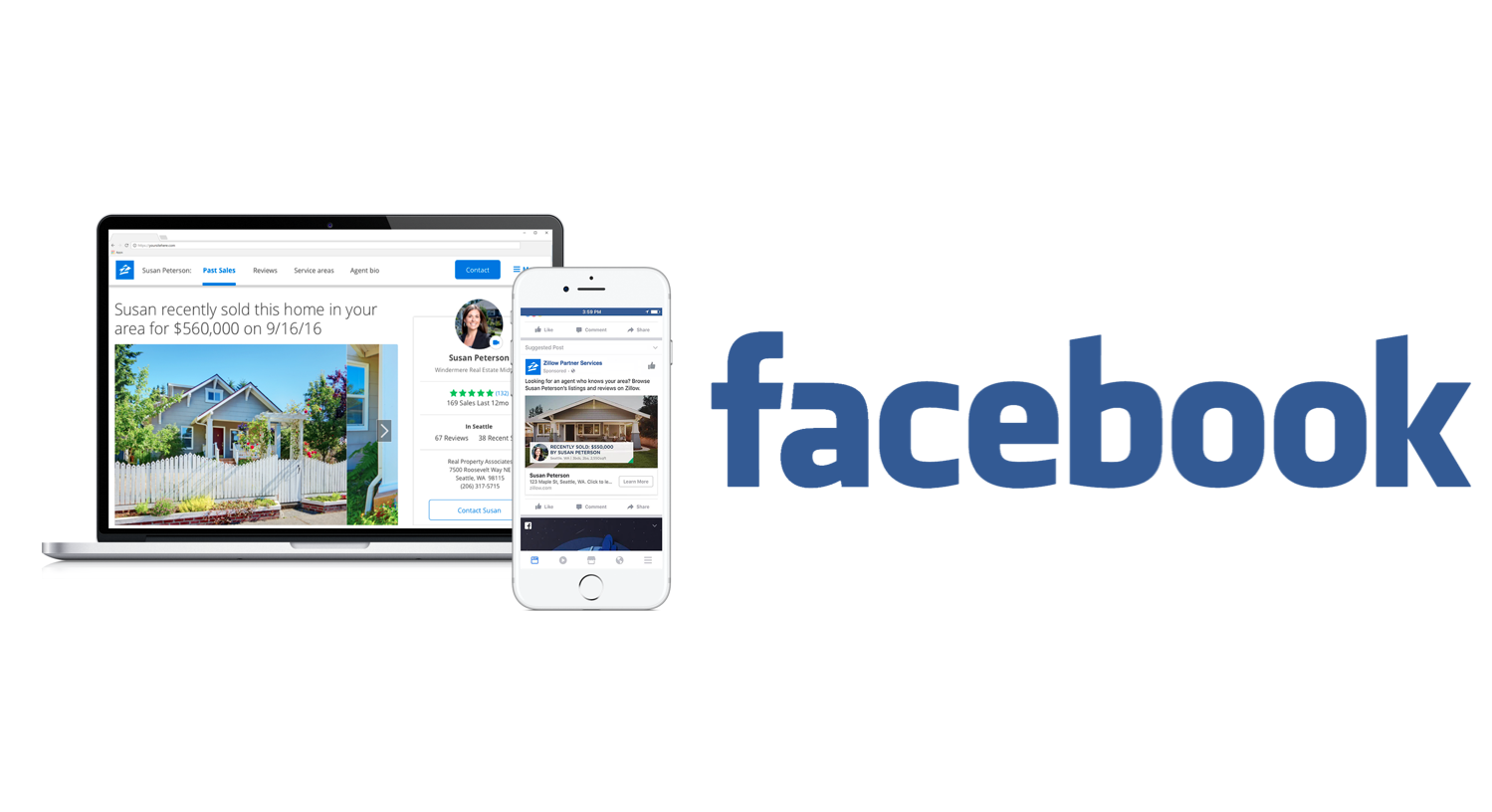 Facebook Vs Zillow A Breakdown Of Facebook S Real Estate Strategy And The Impact On Portals Around The World Mike Delprete Real Estate Tech Strategist