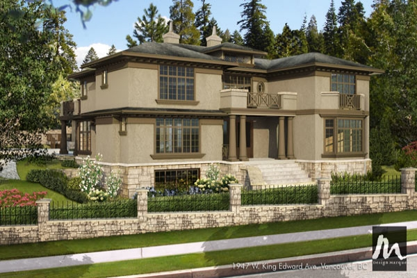 Private residence, Vancouver, BC (Design Marque)