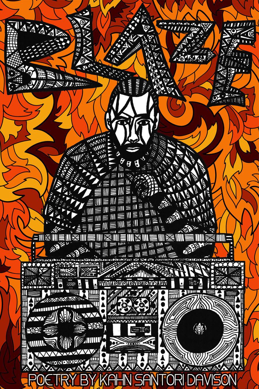 BLAZE by Kahn Santori Davison    AMAZON