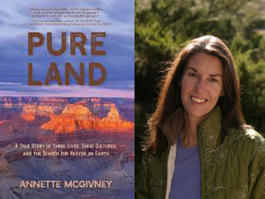 Pure Land by Annette McGivney