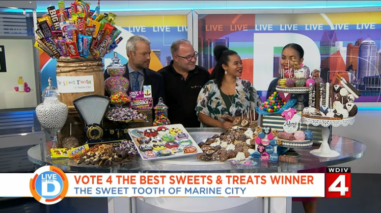 WATCH THE VIDEO OF TODD AND KYLA ON CLICK ON DETROIT!