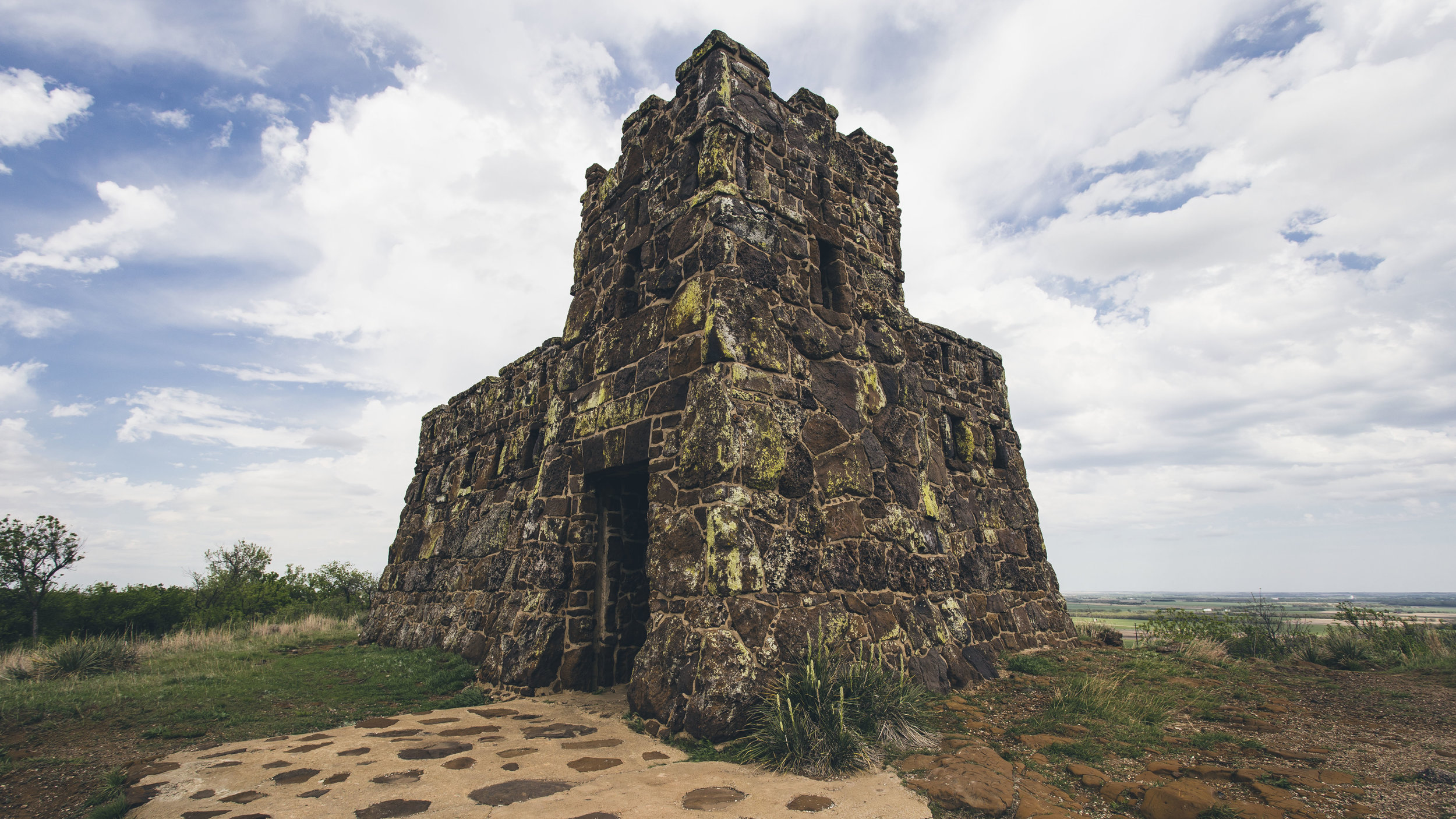 The Castle at Coronado Heights