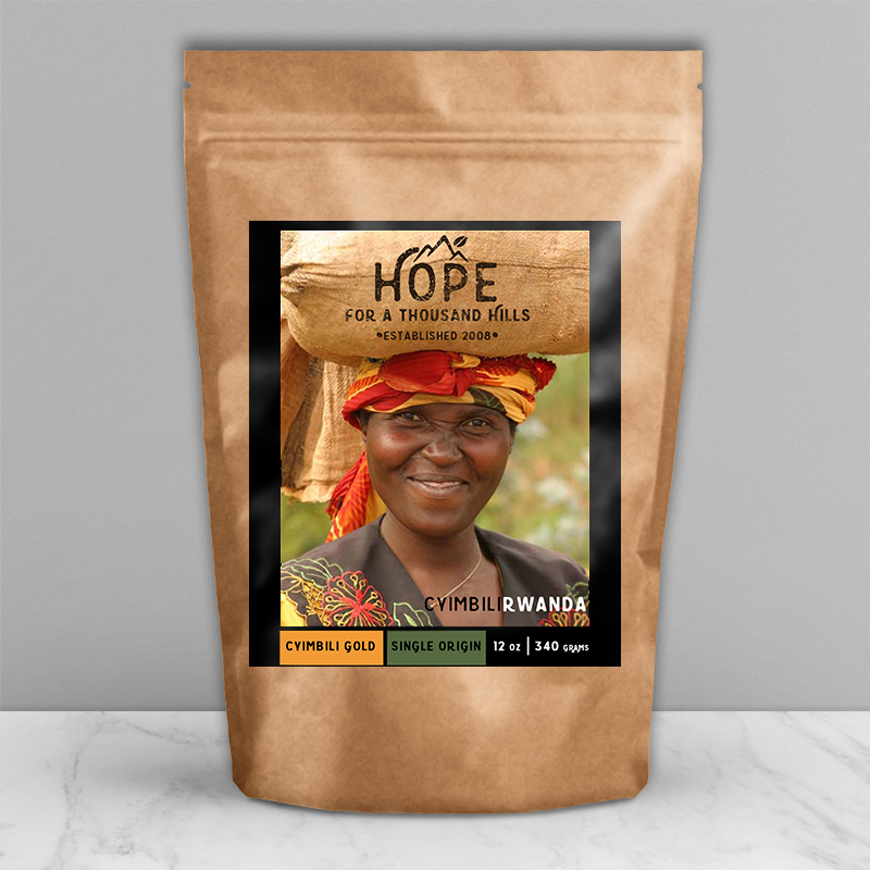 Non-Profit Logo and Packaging