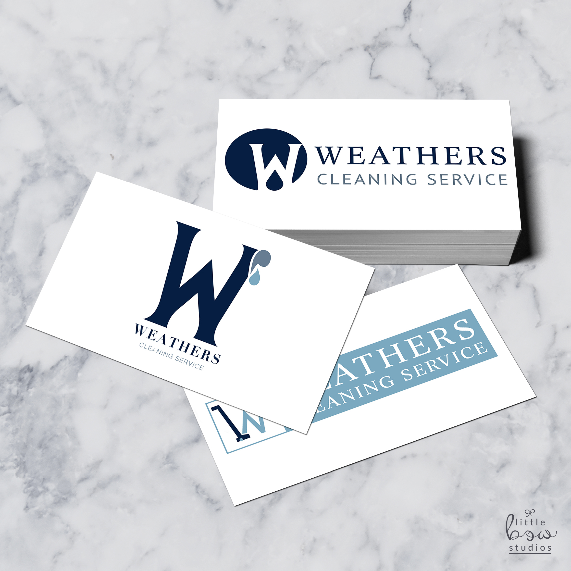 Logo Mockups for Small Business