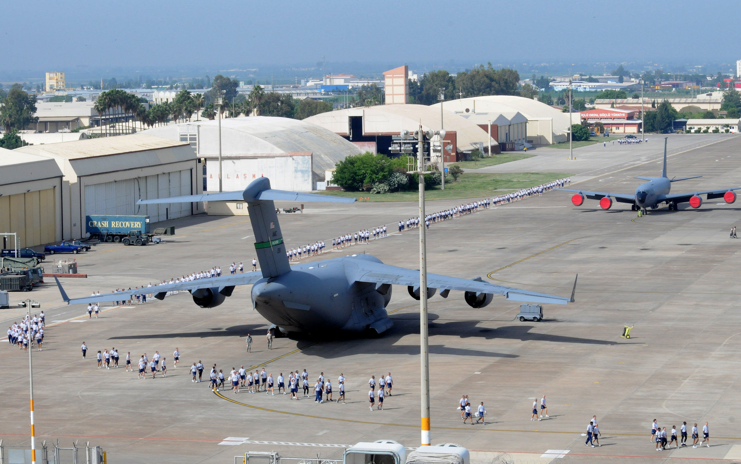 The Incirlik air base in Turkey. Source:  incirlik.af.mil