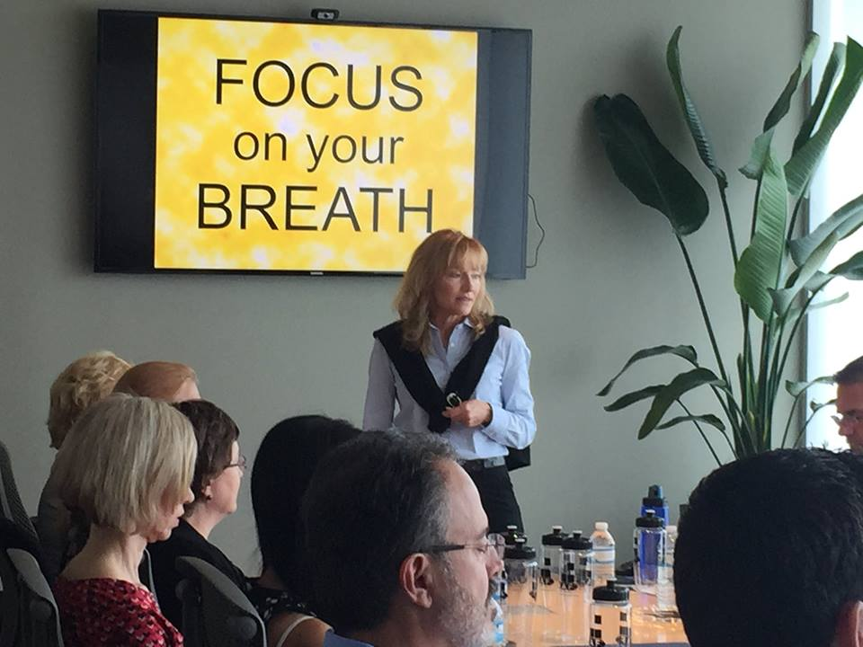 Kathy is an accomplished speaker. To learn more about recent speaking engagements, upcoming speaking events or to book her for an event,  click      here    .