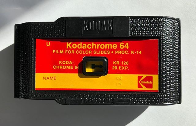 Kodachrome: a great film and a great song! #kodachrome #film #photography #paulsimon #colorfilm #theknoxvillecommunitydarkroom