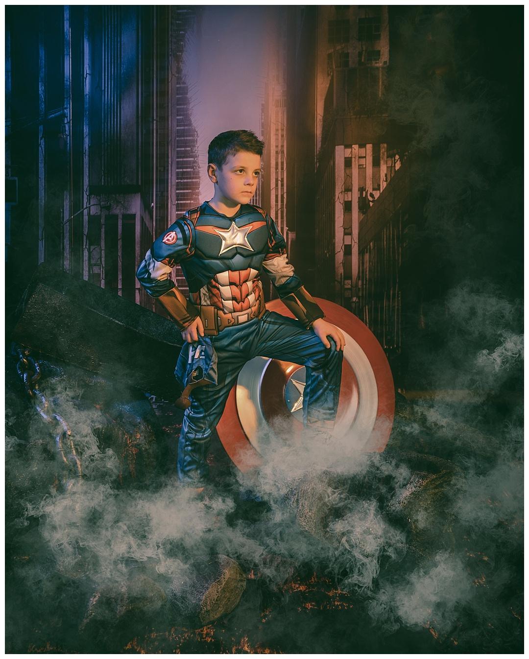 superherp portrait sessions