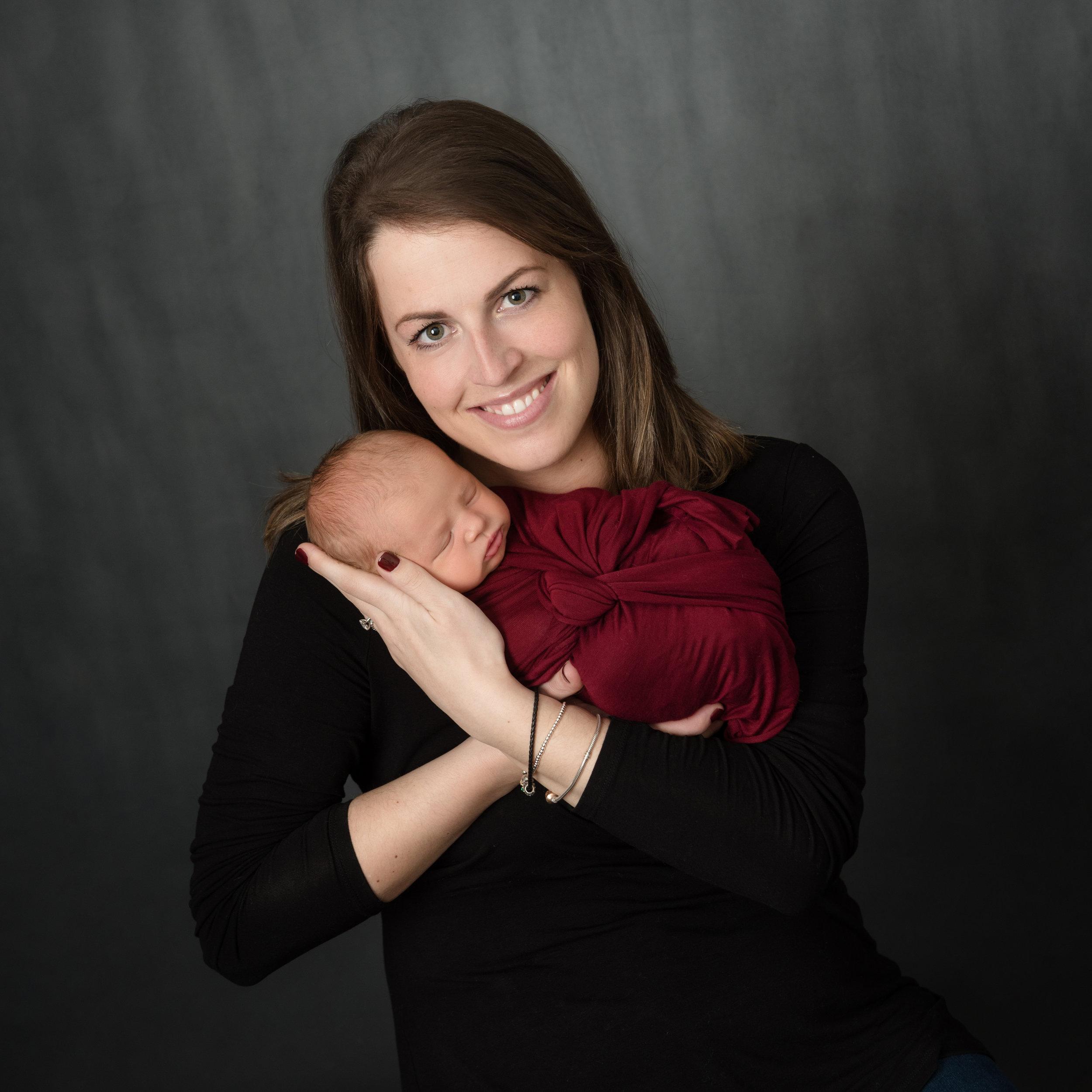 newborn photographer aberdeen