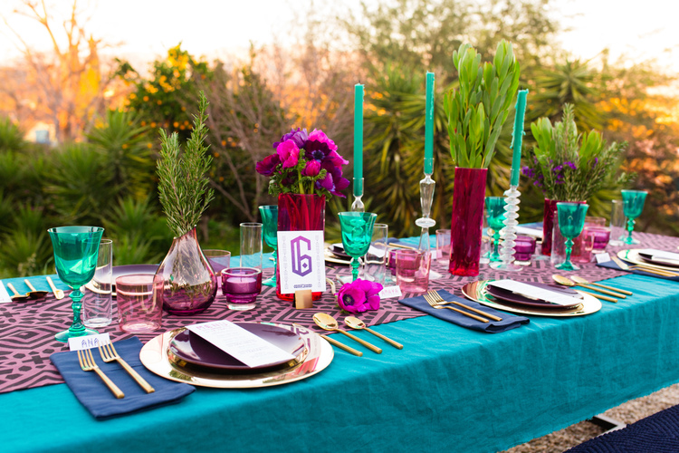Fuchsia,+Plum,+Teal+Wedding+Table.jpg