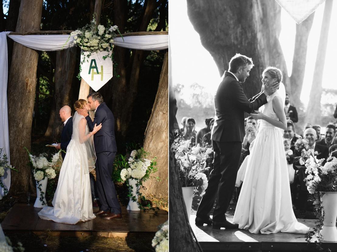 Mendocino Spring Ranch Wedding