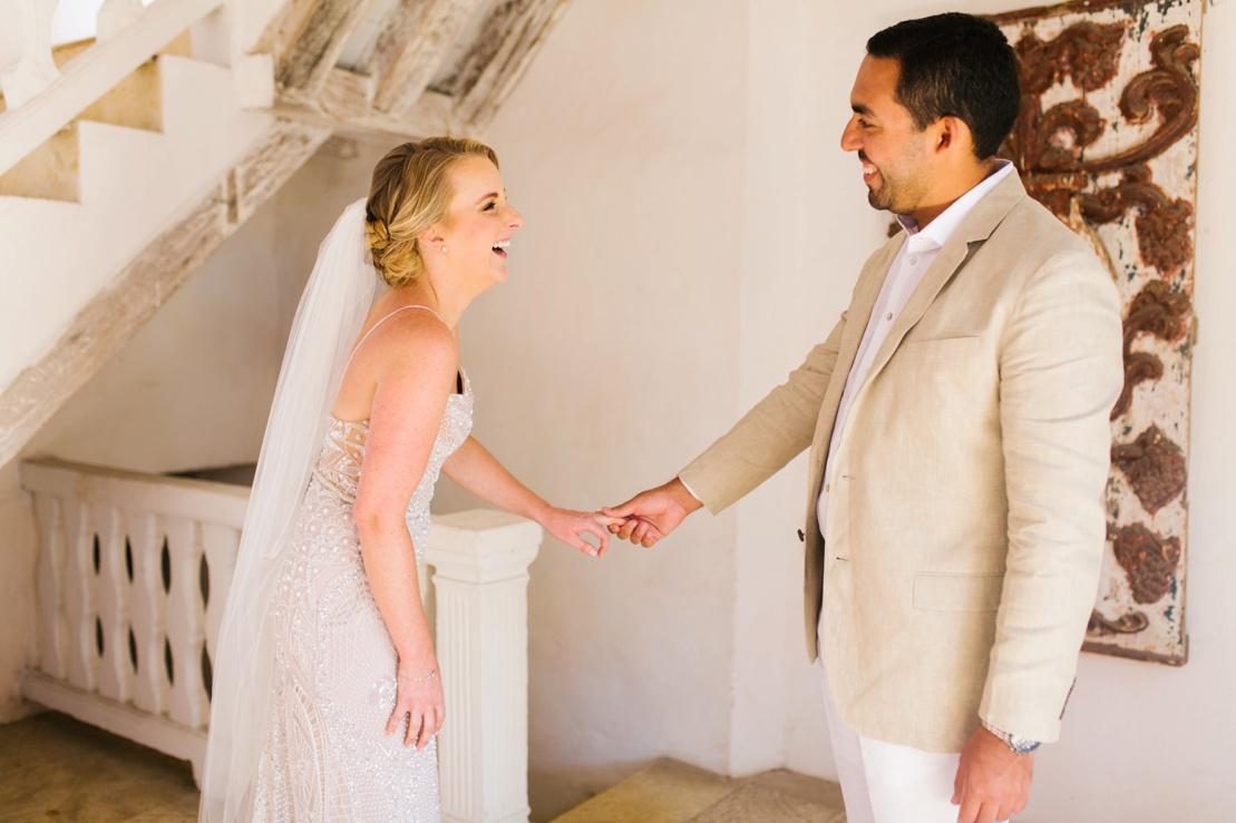 Casa Pestagua wedding