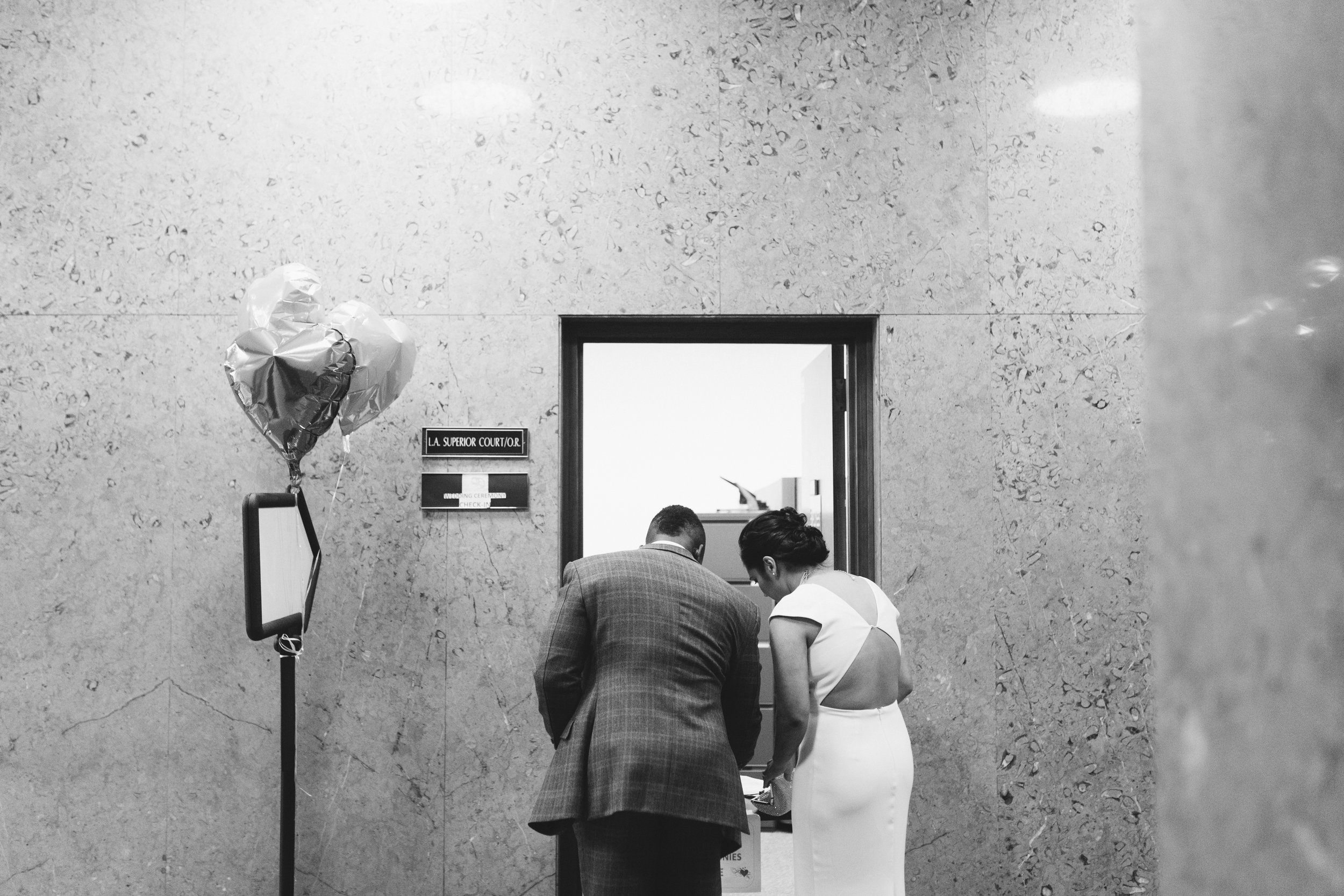 Beverly Hills Elopement