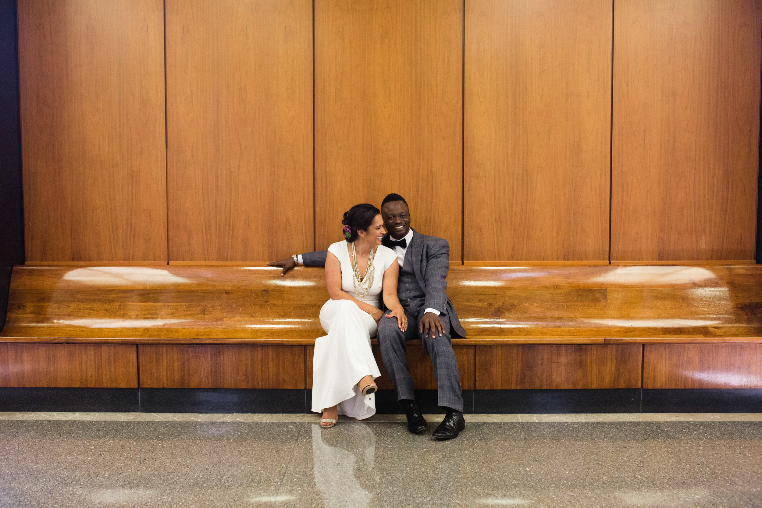Los Angeles Courthouse Elopement