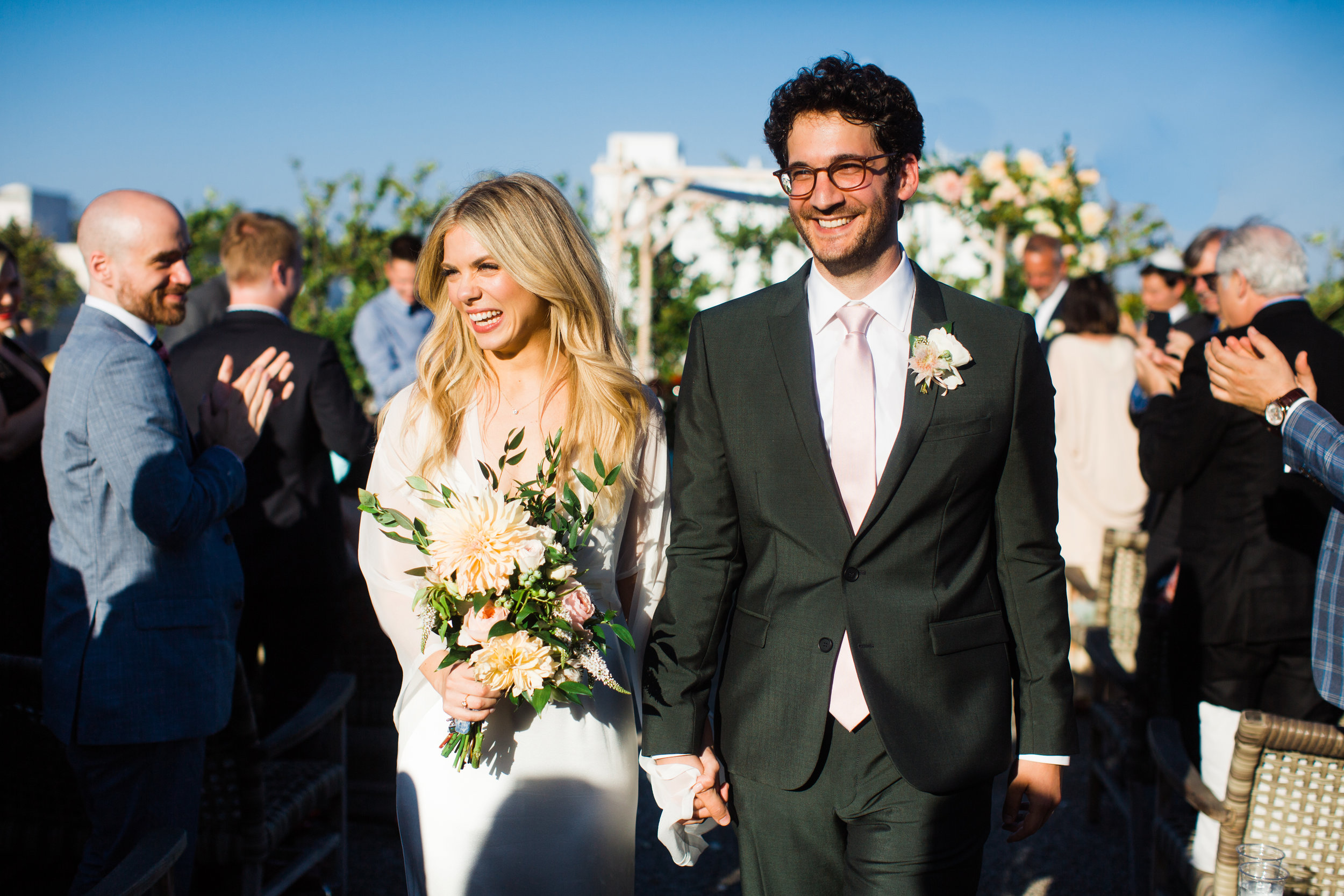 Palihouse Wedding, West Hollywood