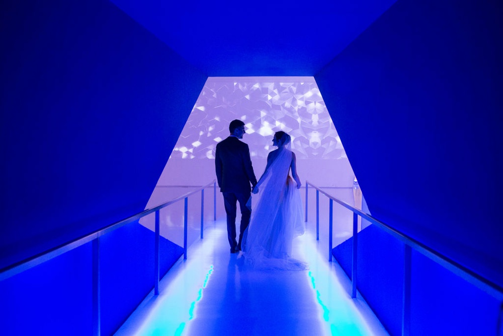 Museum of the Moving Image Wedding Photographer