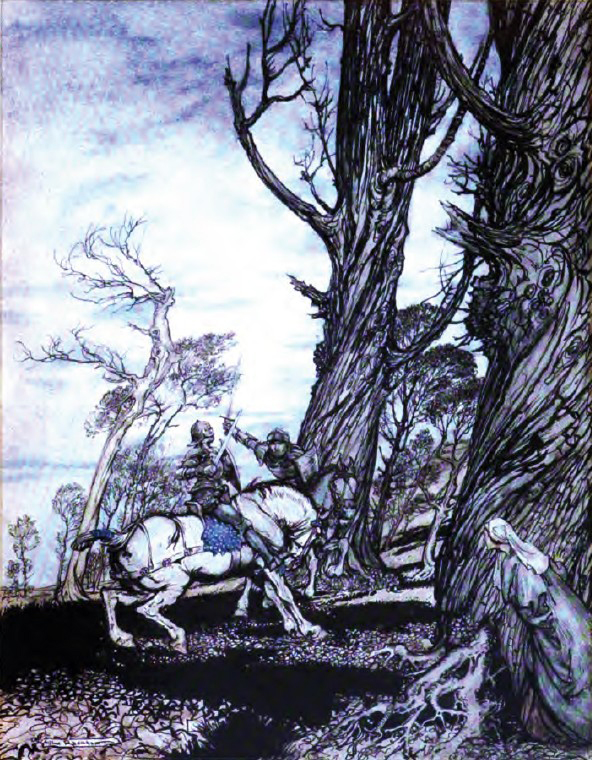 KingArthurRackham