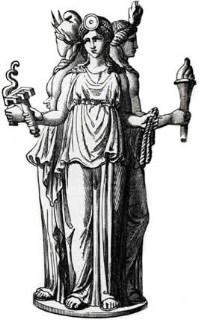triple-goddess