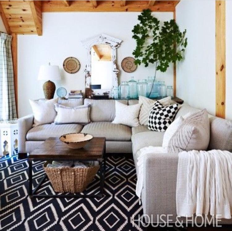 Photo via:  House & Home